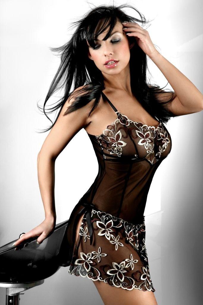 Košilka Hera-LivCo Corsetti Barva: dle obrázku, Velikost: XXL