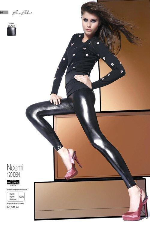 Legíny Noemi - Bas Bleu černá M