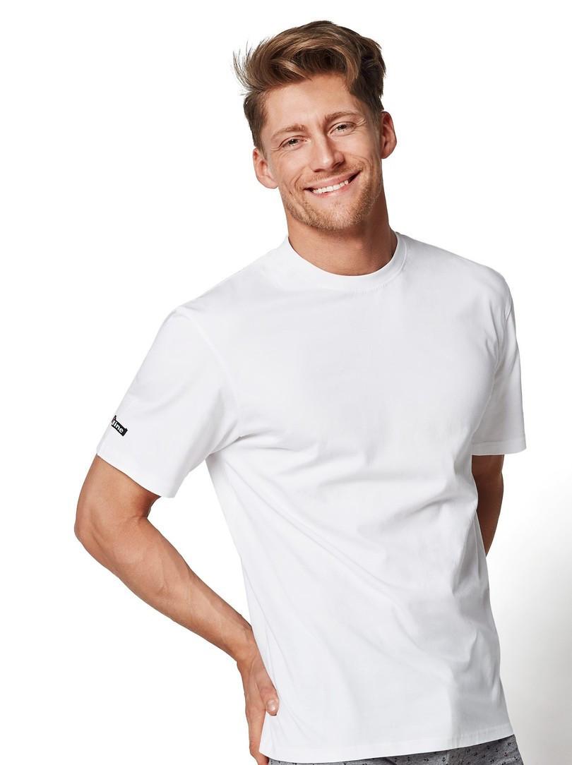 Pánské tričko T-LINE 19407 - T-LINE bílá S