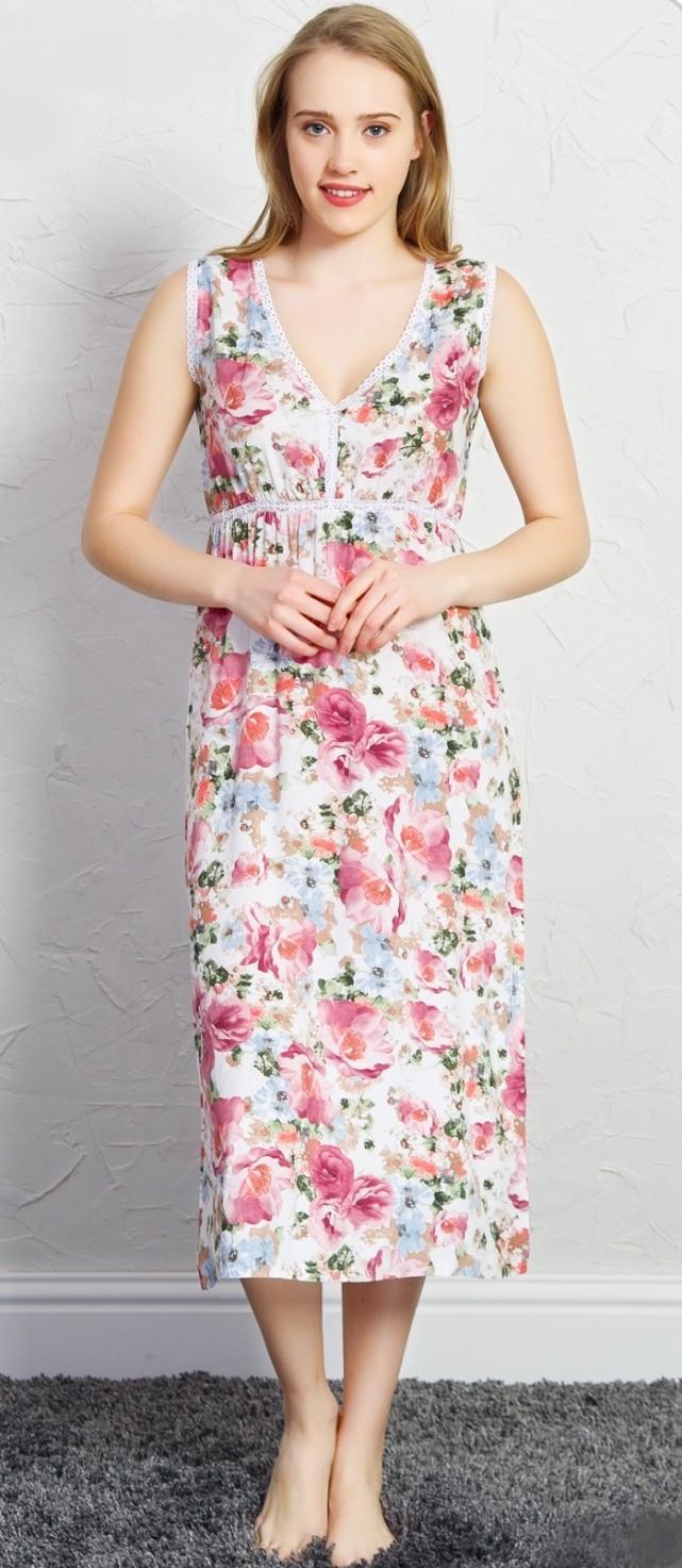 Dámské šaty Kateřina růžová M