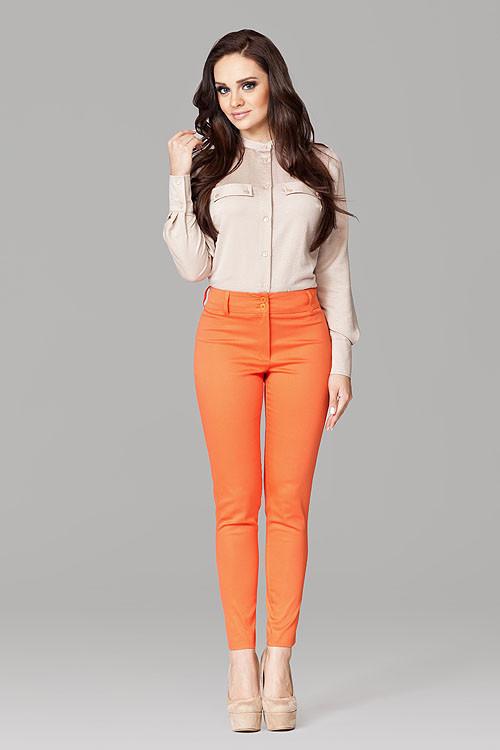 Dámské kalhoty model 25365 Figl M