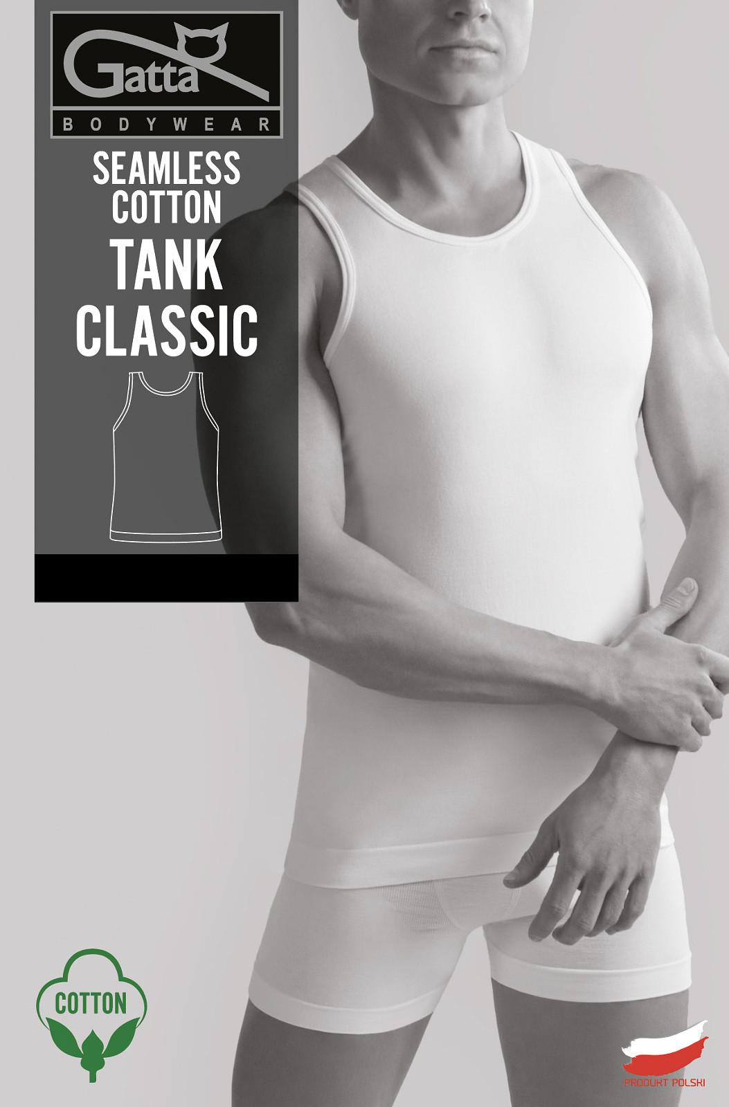 Pánský nátělník Gatta Tank Classic 42407S Barva: černá, Velikost: S
