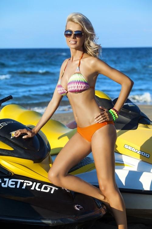Barevné plavky Palermo dvoudílný model viz foto 38