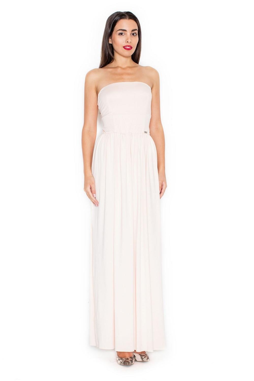 Dámské šaty K252 pink růžová XL
