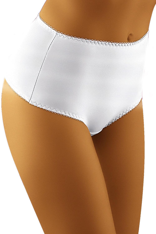 Stahovací kalhotky Optima bílá S