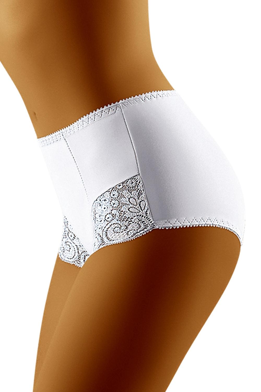Dámské stahovací kalhoty Corecta bílá S