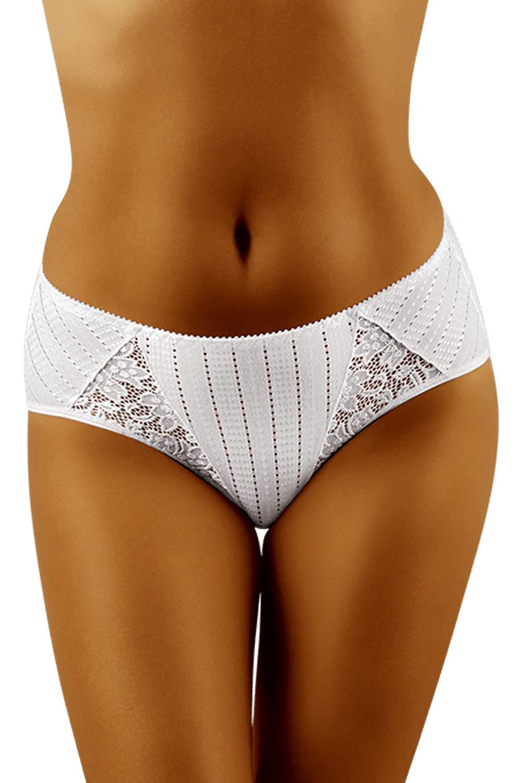 Dámské kalhotky eco-DO white - WOLBAR bílá XL