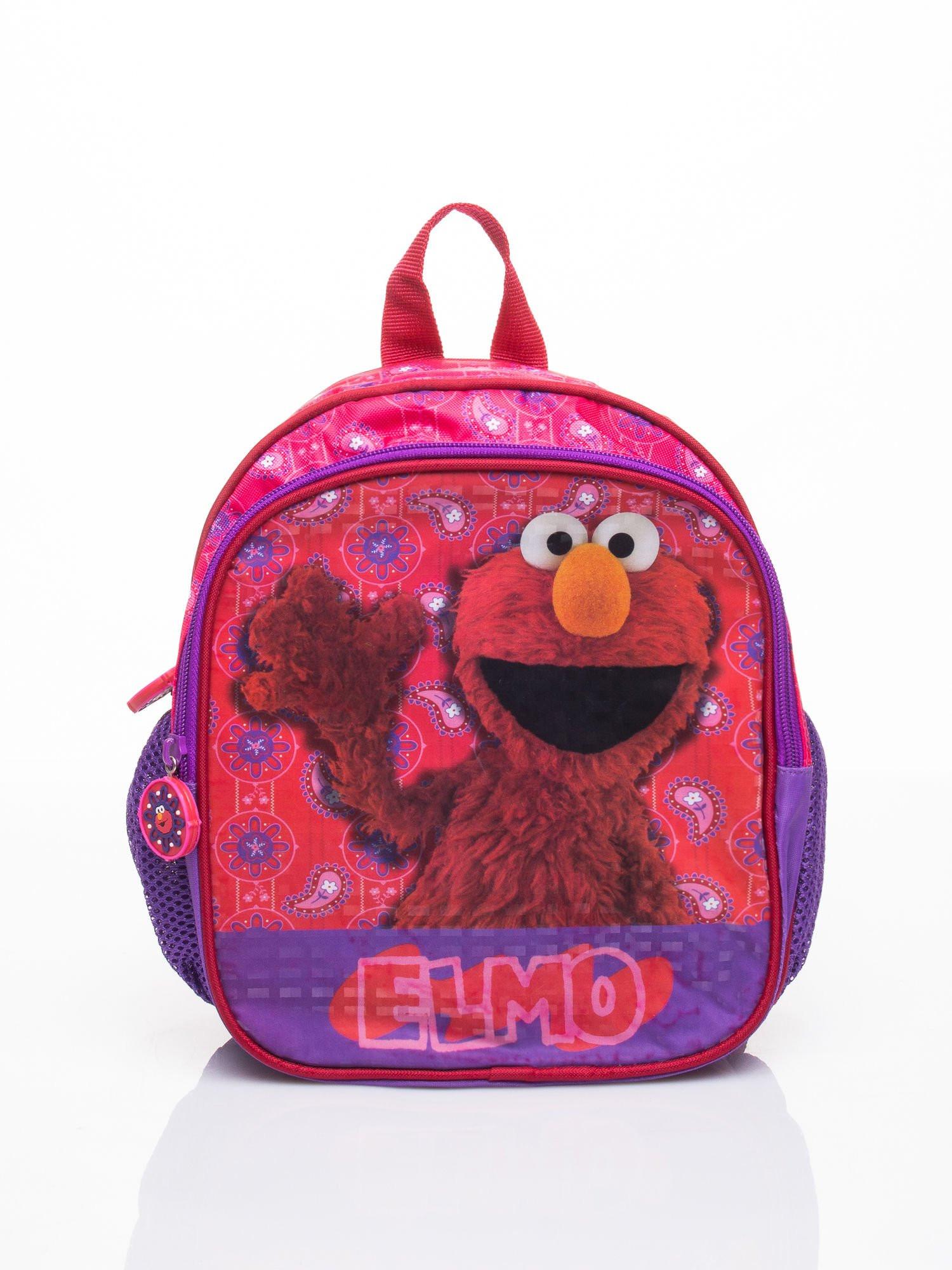 Fialový batoh do školy s tématem Sesame Street ONE SIZE