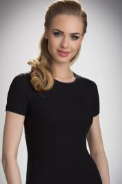 Černá dámská košilka Eldar Natasza