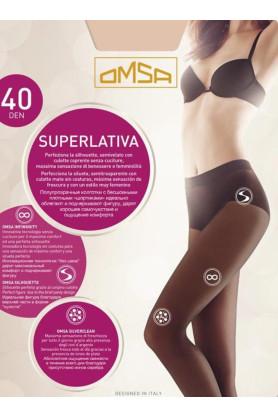 Dámské punčochové kalhoty SUPERLetIVA 40 den - OMSA