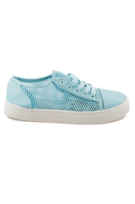 Dokonalé dámské modré tenisky