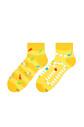 Asymetrické pánské ponožky More 035