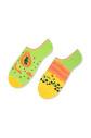 Asymetrické dámské kotníkové ponožky More 005