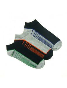 Pánské ponožky 3pcs CSM170-096 vícebarevná - Moraj