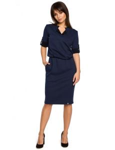 Dámské šaty B056 - BEwear