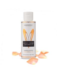 Prémiový masážní afrodiziakální olej Sandalwood 100 ml - Valavani