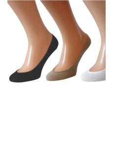 Bavlněné dámské ponožky ťapky WOMEN G