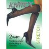 Dámské podkolenky Knittex Stretch A'2