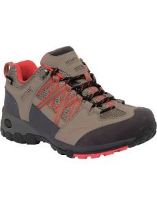 Dámké trekingové boty REGATTA RWF499  Samaris Low Béžové