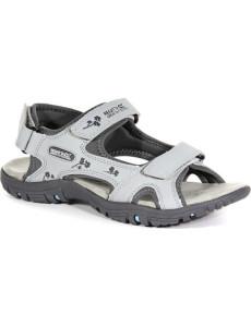 Dámské lehké sandály REGATTA RWF331 Lady Haris Šedé