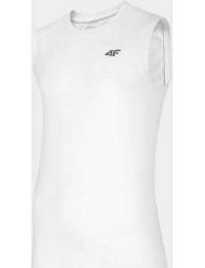 Pánský bílý nátělník TSM306 bílý