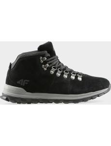 Pánská vycházková obuv 4F OBMH204 Černá