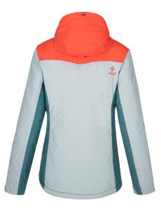 Dámská lyžařská bunda Flip-w světle modrá