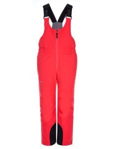 Dětské lyžařské kalhoty Daryl-j růžová - Kilpi