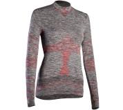 Dámské sportovní tričko s dlouhým rukávem IRON-IC - šedá Barva: Šedá-IRN, Velikost:
