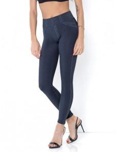 Dámské sportovní Jeans Modellante D4S.lab Intimidea Barva: Dark Blue J, Velikost: