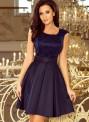 Večerní šaty model 131239 Numoco
