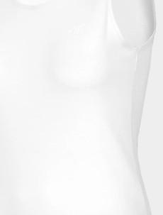Dámské tílko 4F TSD003 bílé