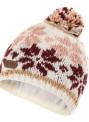 Dámská zimní čepice Hoot-w bílá UNI