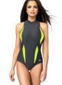 Jednodílné plavky gWINNER Aqua Sport II