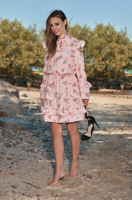 Společenské šaty  model 121055 Lemoniade