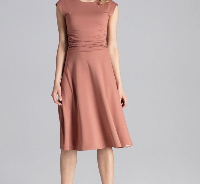 Denní šaty model 129763 Figl