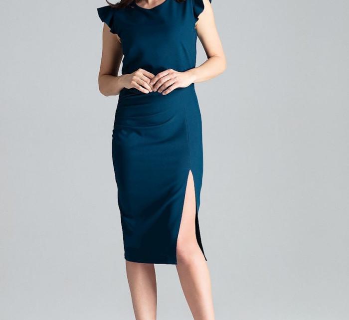 Koktejlové šaty model 130947 Lenitif