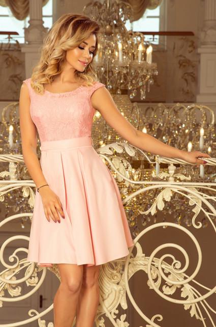 Večerní šaty model 131238 Numoco