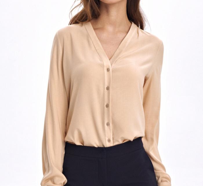 Košile s dlouhým rukávem  model 144542 Colett