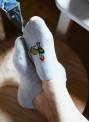 Pánské ponožky Steven art.120 Folk