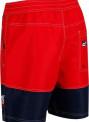 Sportovní plavky/šortky REGATTA RMM010  Bratchmar III Červené