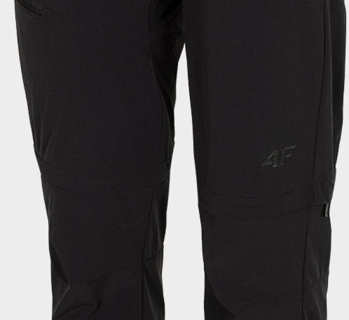 Dámské outdoorové kalhoty 4F SPDT150 Černé