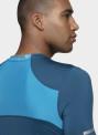 Pánské funkční tričko 4F TSMF261 Tmavě modré