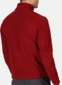 Pánská fleecová mikina Regatta RMA430 Stanner Červená