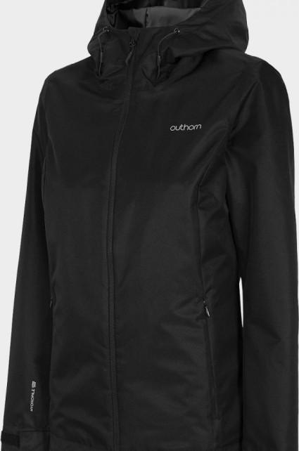 Dámská outdoorová bunda Outhoorn KUDT600 Černá