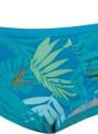 Dámský spodní díl plavek Regatta RWM006  Aceana Bikini Brief  Modrá