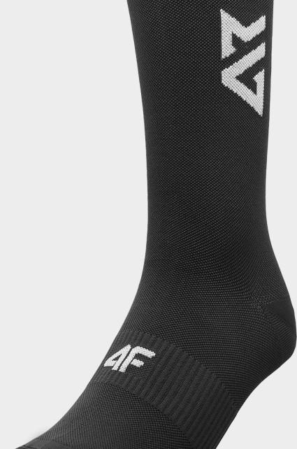 Sportovn ponožky 4F SOU100 Černé