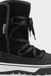 Dámské zimní boty 4F OBDH201 Černé