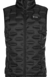 Pánská péřová vesta Kenai-m černá