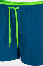Pánské plážové šortky 4F SKMT208 Tyrkysová
